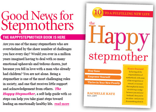 Steps For Stepmothers